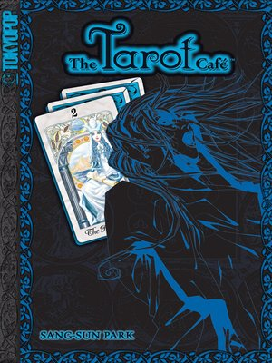 cover image of The Tarot Cafe, Volume 2