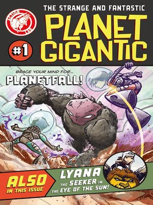 cover image of Planet Gigantic, Issue 1