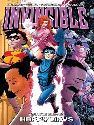 cover image of Invincible (2003), Volume 11