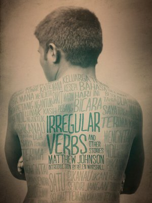 cover image of Irregular Verbs