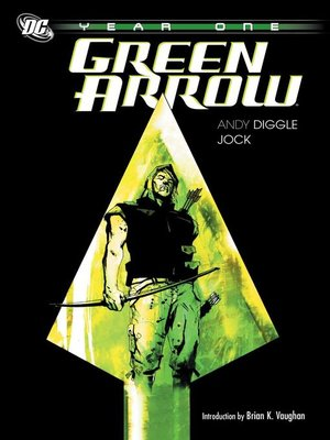 cover image of Green Arrow Year One
