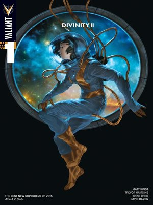 cover image of Divinity II (2016), Issue 1