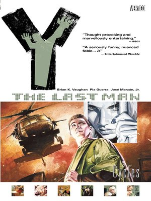 cover image of Y: The Last Man, Volume 2