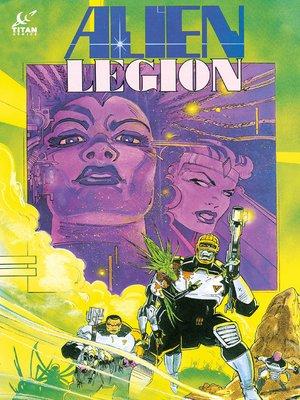 cover image of Alien Legion (1984), Issue 30