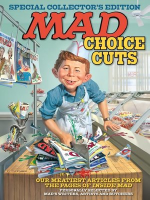 cover image of MAD Choice Cuts