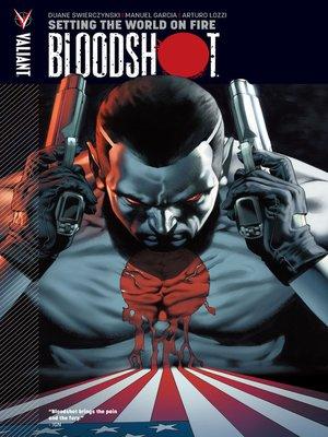 cover image of Bloodshot, Volume 1