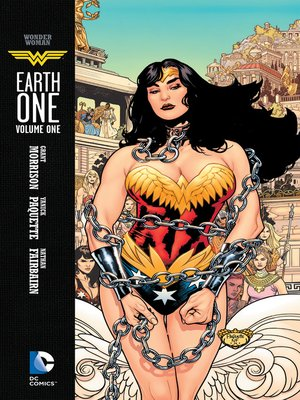 cover image of Wonder Woman: Earth One, Volume 1