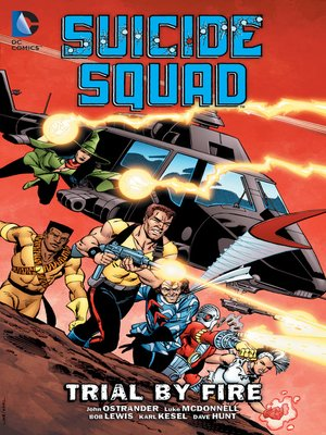 cover image of Suicide Squad (1987), Volume 1