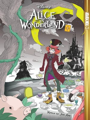 cover image of Alice In Wonderland, Issue 2