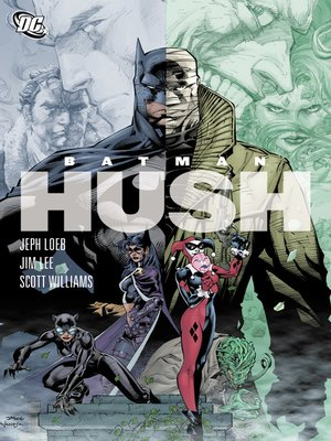 cover image of Batman: Hush