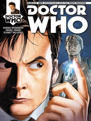 cover image of Doctor Who: The Tenth Doctor, Year One (2014), Issue 8
