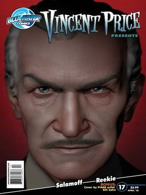 cover image of Vincent Price Presents, Issue 17