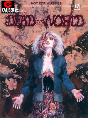 cover image of Deadworld, Issue 17
