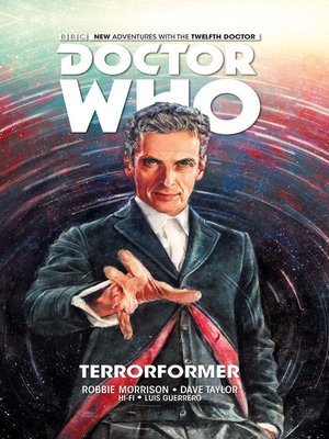 cover image of Doctor Who: The Twelfth Doctor, Year One (2014), Volume 1