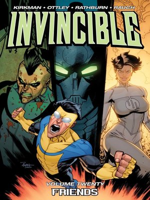 cover image of Invincible (2003), Volume 20