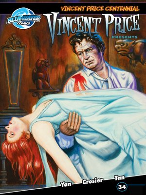 cover image of Vincent Price Presents, Issue 34