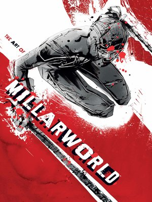 cover image of The Art of Millarworld