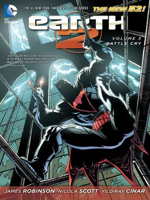cover image of Earth 2 (2012), Volume 3