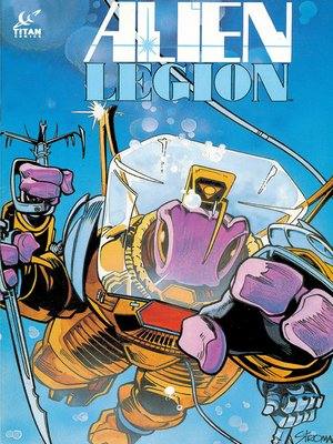 cover image of Alien Legion, Issue 34