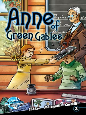 cover image of Anne of Green Gables, Issue 3