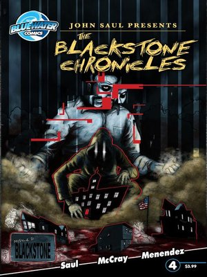 cover image of John Saul's The Blackstone Chronicles, Issue 4