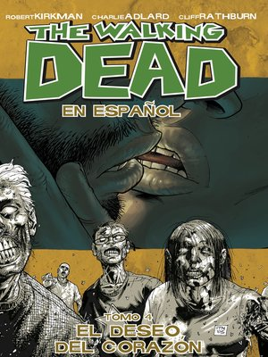 cover image of The Walking Dead, Volume 4