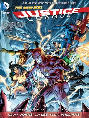 cover image of Justice League, Volume 2