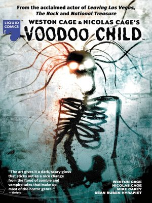 Voodoo Child Graphic Novel, Volume 1 by Mike Carey ...