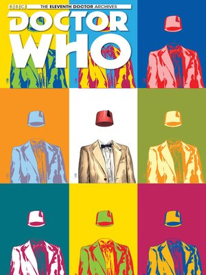 cover image of Doctor Who: The Eleventh Doctor Archives (2015), Issue 26