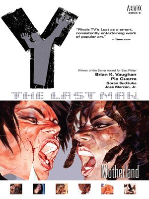 cover image of Y: The Last Man, Volume 9
