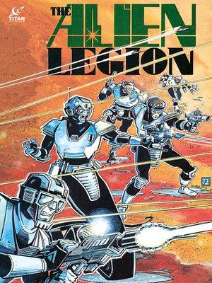 cover image of Alien Legion (1984), Issue 3