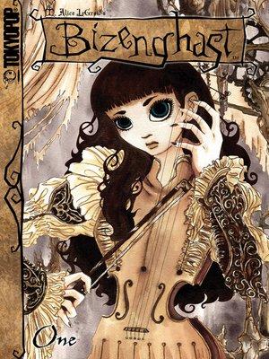 cover image of Bizenghast, Volume 1