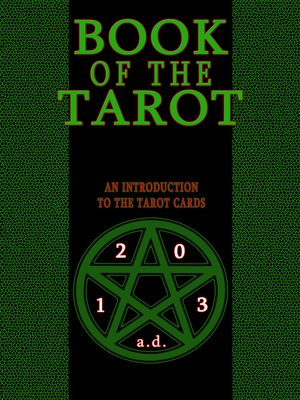 cover image of Book of Tarot