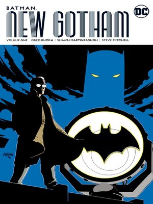 cover image of Batman: New Gotham, Volume 1