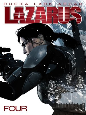 cover image of Lazarus (2013), Volume 4