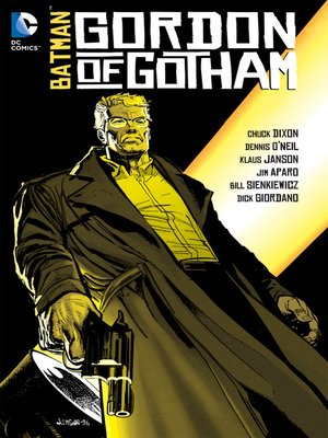 cover image of Batman: Gordon of Gotham