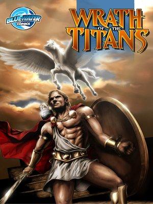wrath of the titans revenge of medusa issue 1 by darren g davis