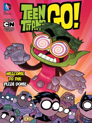 cover image of Teen Titans Go!, Volume 2