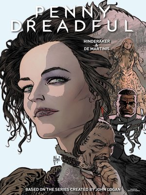cover image of Penny Dreadful (2016), Issue 3