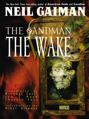 cover image of The Sandman: The Wake