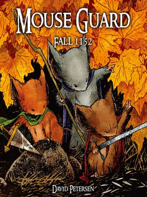 cover image of Mouse Guard, Volume 1