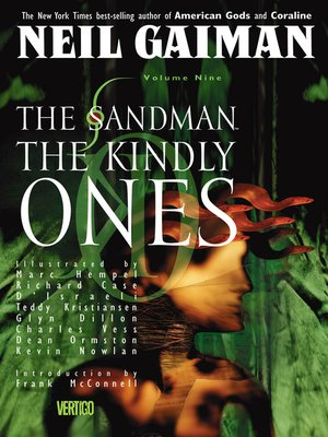 cover image of The Sandman, Volume 9