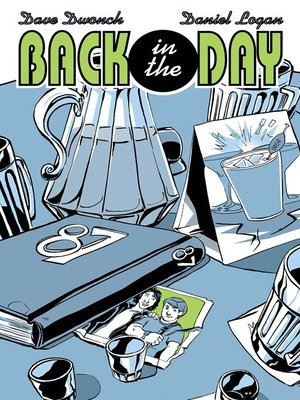cover image of Back in the Day, Issue 1