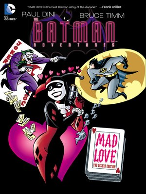 cover image of The Batman Adventures: Mad Love
