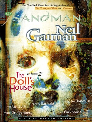 cover image of The Sandman, Volume 2