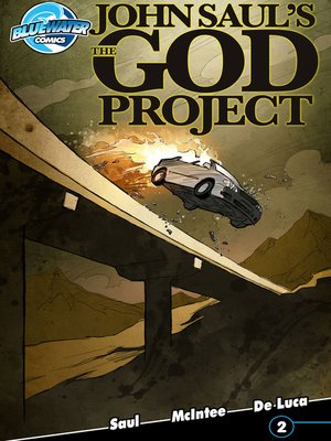 cover image of John Saul's The God Project, Volume 1, Issue 2