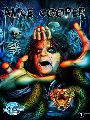 cover image of Alice Cooper