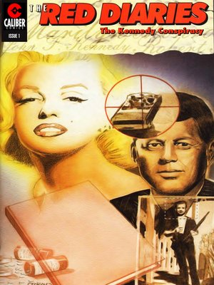 cover image of Red Diaries: The Kennedy Conspiracy, Issue 1