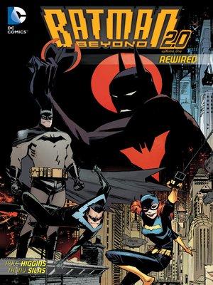 cover image of Batman Beyond Universe (2013), Volume 1