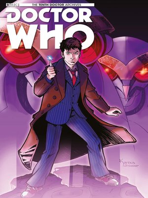 cover image of Doctor Who: The Tenth Doctor Archives (2015), Issue 15